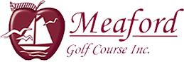 Meaford Golf Course Retina Logo